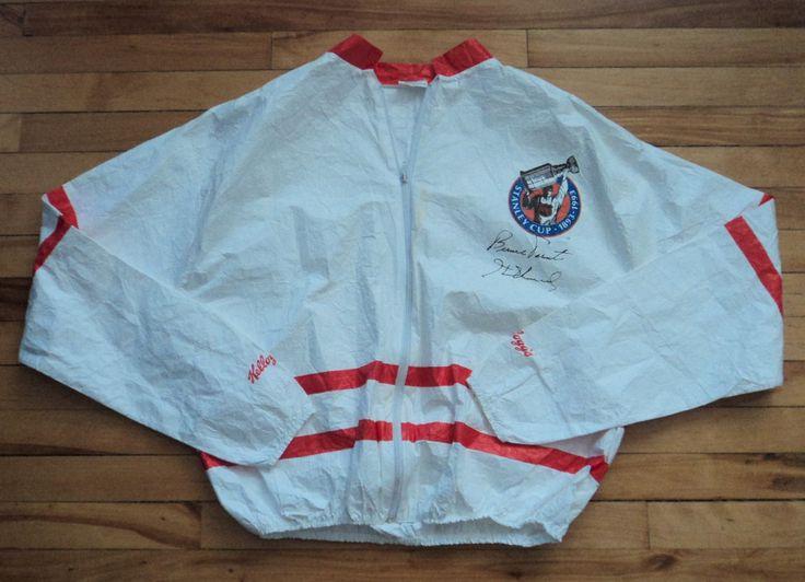 Vintage 1893 - 1993 Stanley Cup Kellogg's Promotional 100% Polyethylene Large…