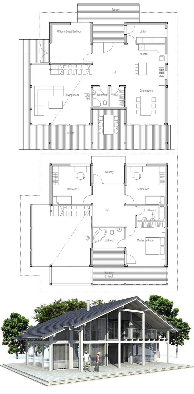 1000+ images about Floor Plans on Pinterest - ^