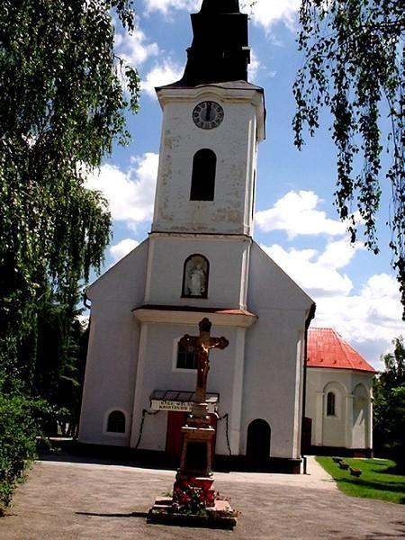 Kostol v Preseľanoch