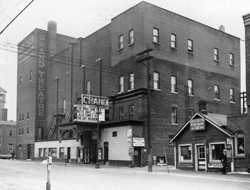 Grand Theatre - Sudbury, Ontario