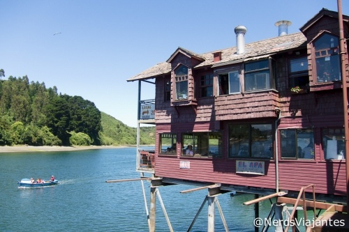 Palafitos de Angelmó - Puerto Montt - Chile