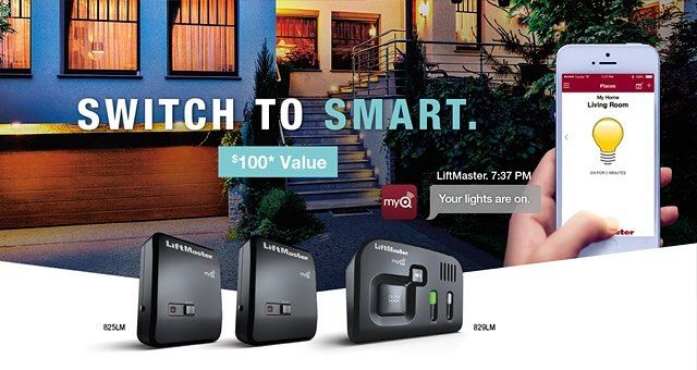 CYBER MONDAY ALERT: If you purchase a LiftMaster Garage Door Opener by Dec. 16, we'll sweeten the offer with a FREE Garage Door and Gate Monitor, which alerts you when you left your garage door or gate open and lets you close it from inside your home. Visit the URL in our bio to unlock! #cybermonday #deals #promo #promotion #shop #shopping