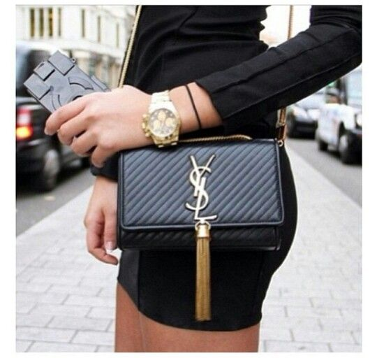 YSL) Makeup,clothes,bag.. on Pinterest | Yves Saint Laurent, Saint ...