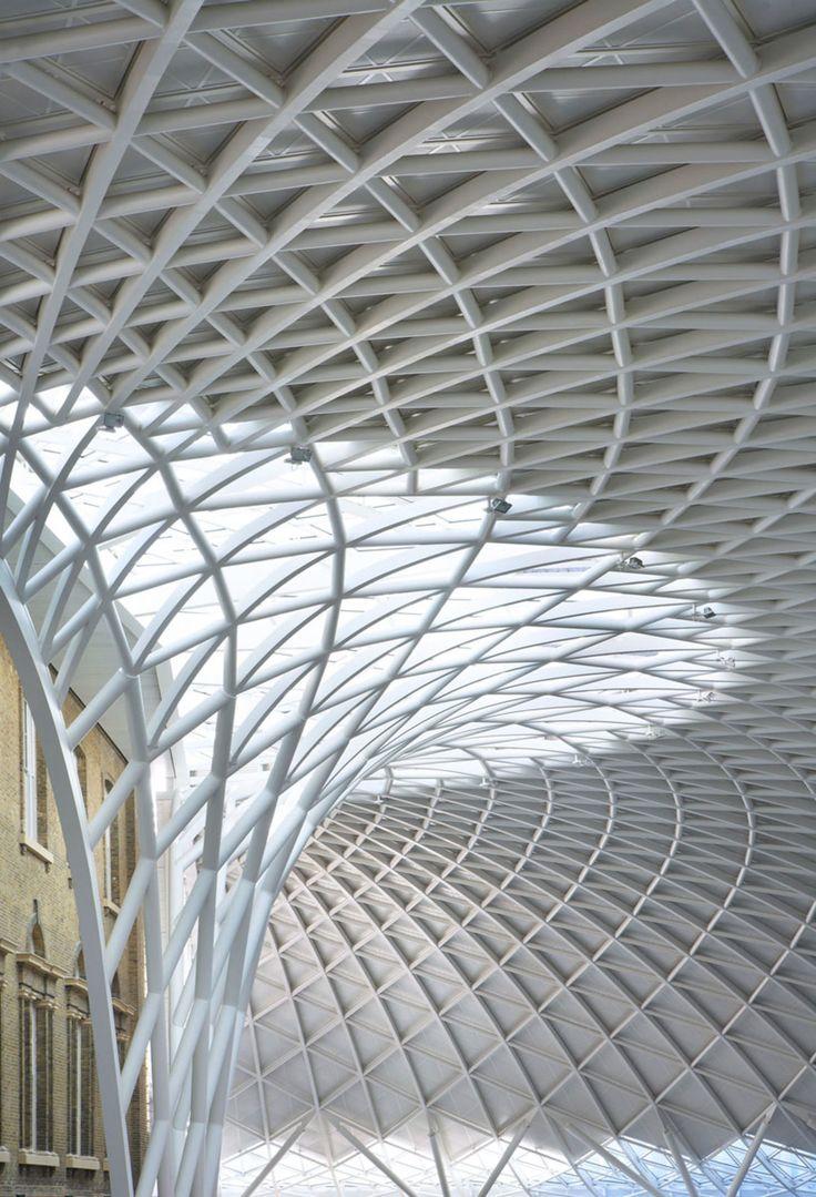 John McAslan & Partners, Hufton + Crow · Western Concourse at King's Cross · Divisare