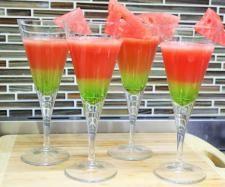Summer slam kiwi melon cocktail by Nazz