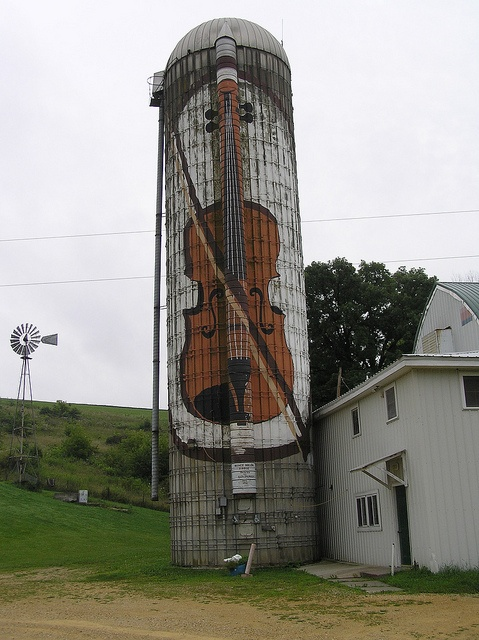 196 best silo silo houses images on pinterest for Barn and silo playhouse