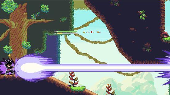 Battle Of Super Saiyan Blue- hình thu nhỏ ảnh chụp màn hình