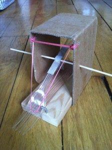 2s chrono : fabriquer une catapulte   Toysfab
