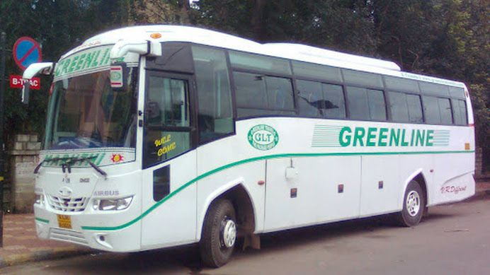 Green line Travels offers the bus services to Vijayawada,Hyderabad,routes.Get the discount on booking the ticket  at ticket goose in green line travels