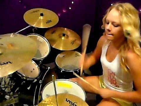 Nude Female Drummers 96