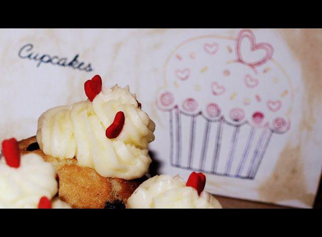 """El Mundo de Maijo: Cupcakes de """"Gemmeta"""" con chocolate"""