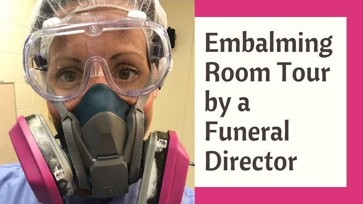 Embalming room tour by a funeral director youtube room