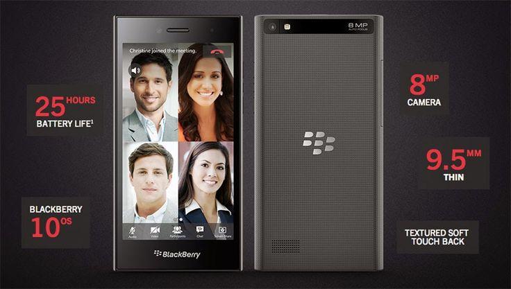BlackBerry Leap se incorpora al MWC 2015