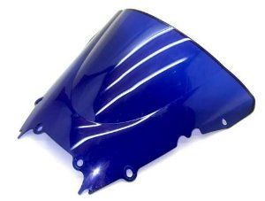 1998 1999 2000 2001 2002 blue Racing Fit For Yamaha YZF R6 YZFR6 YZF-R6 R600 Windshield Windscreen by Meizhoushi. $39.87. Pressure formed for a clean fit Super Sport windscreens offer OEM contours Install on mounting points Color :Blue