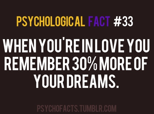 I don't believe it, I remember less because I watch him wake up in the morning for work and forget it them!