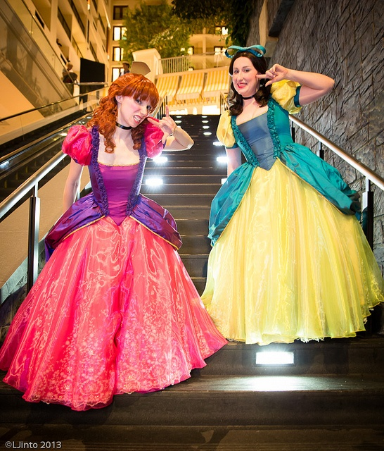 Disney. Cinderella.  View more EPIC cosplay at http://pinterest.com/SuburbanFandom/cosplay/