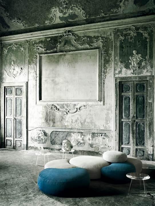 Pasticca divani prodotti living divani divani for Arredamento case di lusso interior design