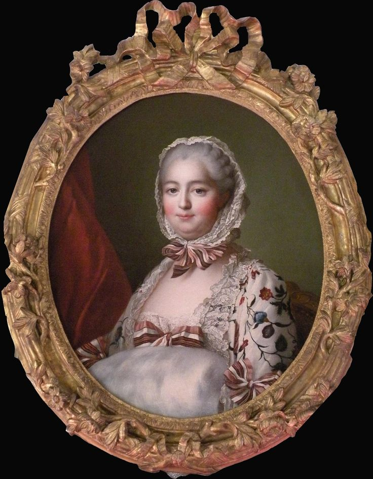François H. Drouais: Madame de Pompadour was one of the most influential women of the XVIII century,right along with Empresses Maria Theresa of Austria and ...