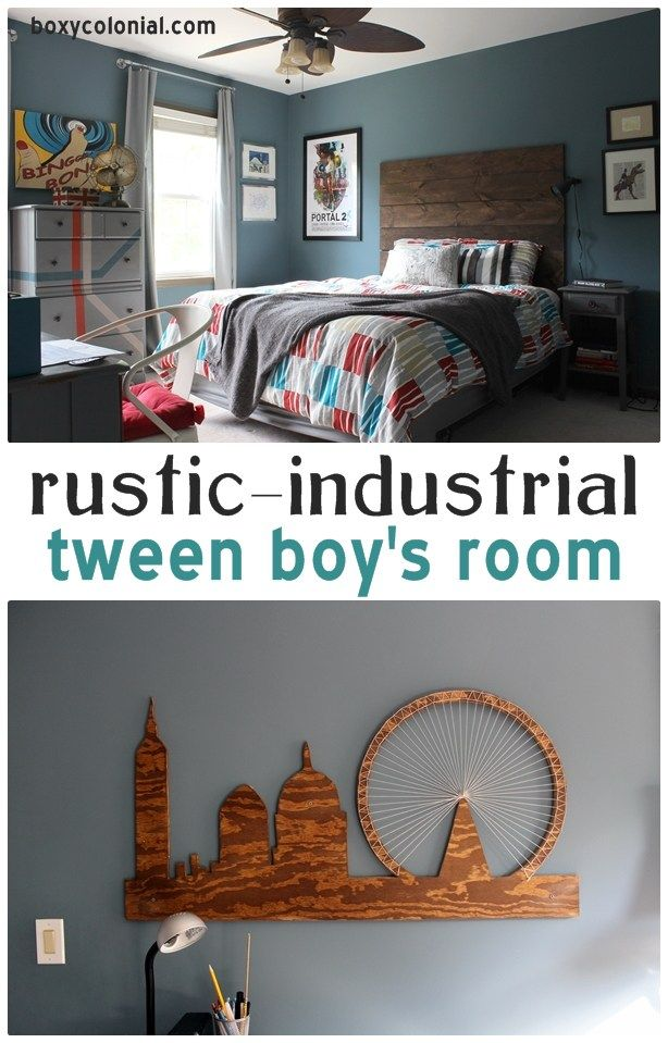 32 best images about little man 39 s room on pinterest boys for Diy boys bedroom ideas