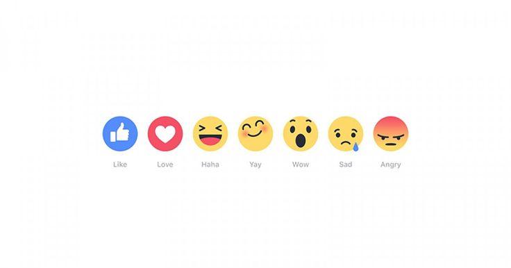 Noul Facebook Reactions, nu este doar un simplu Like