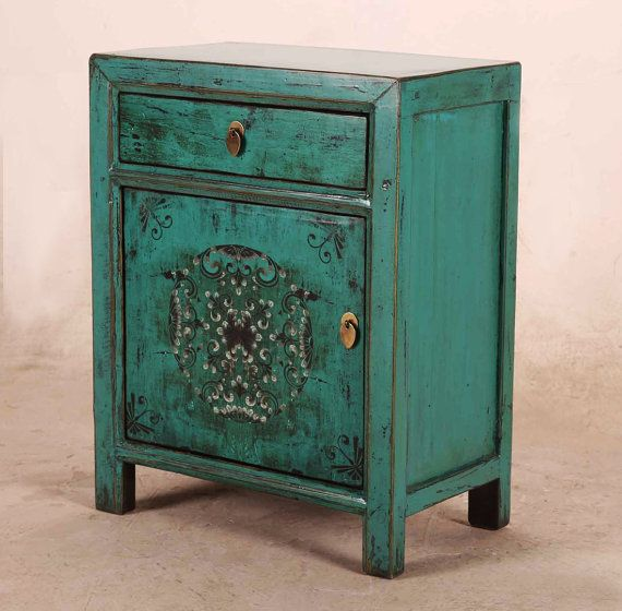 table de chevet turquoise par terra nova meubles par terranovala tendance pinterest tables. Black Bedroom Furniture Sets. Home Design Ideas