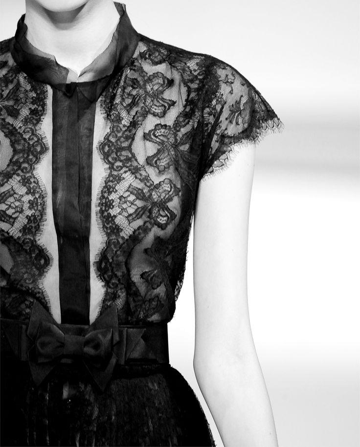black lace fabulousness