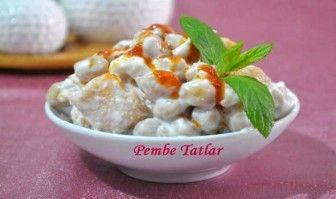 Nohutlu Çıtır Salata Tarifi