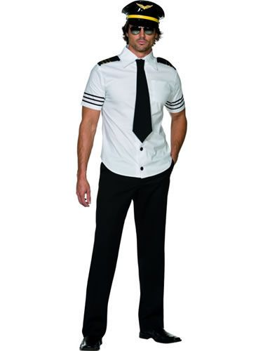 Naamiaisasu; Lentäjä  Lentäjän asu. Lentäjä tai pilotti on henkilö, jolla on koulutus, viranomaisen myöntämä lupa (lentolupakirja) ja lääketieteellinen kelpoisuus ohjata eli lentää ilma-alusta. #naamiaismaailma