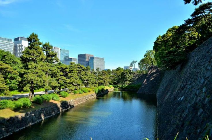 Free things to do in japan Imperial Palace East Gardens, Tokyo