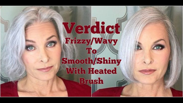 Verdict: Frizzy, Wavy To Smooth And Straight Bob
