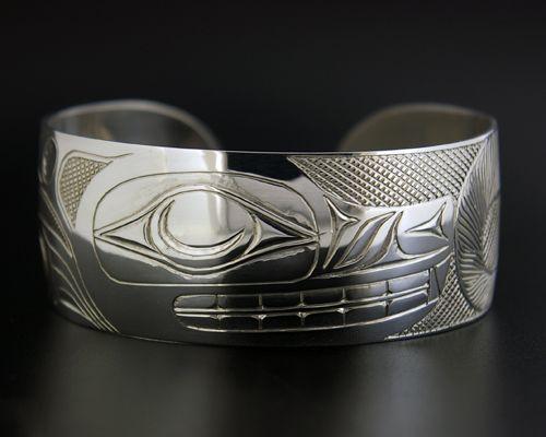 Lattimer Gallery - Barry Wilson - Sterling Silver Bracelet