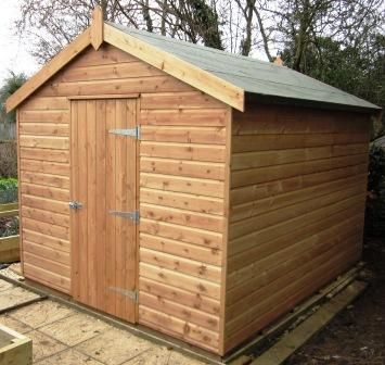 Garden Sheds Installed 66 best garden sheds images on pinterest | garden sheds, gardens