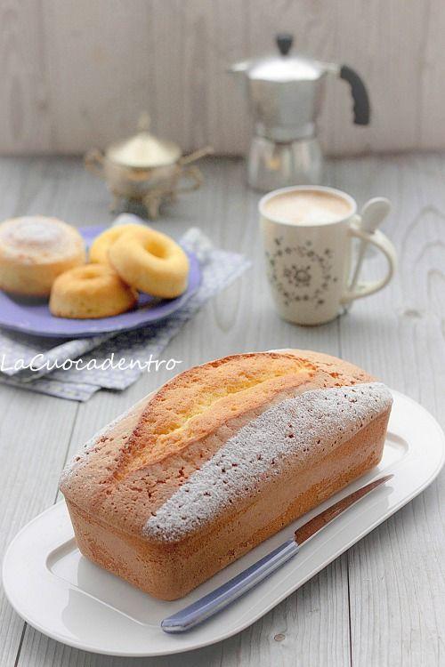 Plum cake all'olio d'oliva di Iginio Massari – La Cuoca Dentro