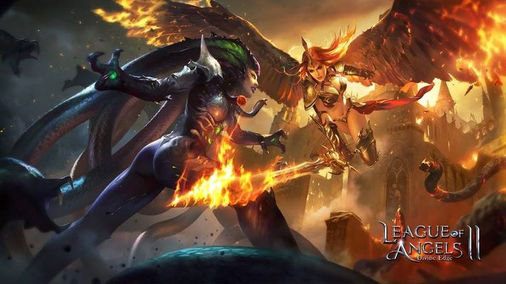 League of Angels II | Free Online MMORPG and MMO Games List - OnRPG