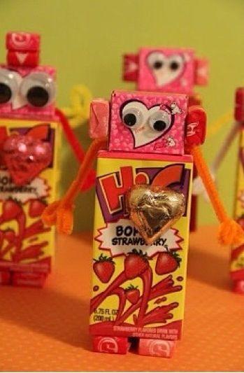 Valentines crafts for kids!