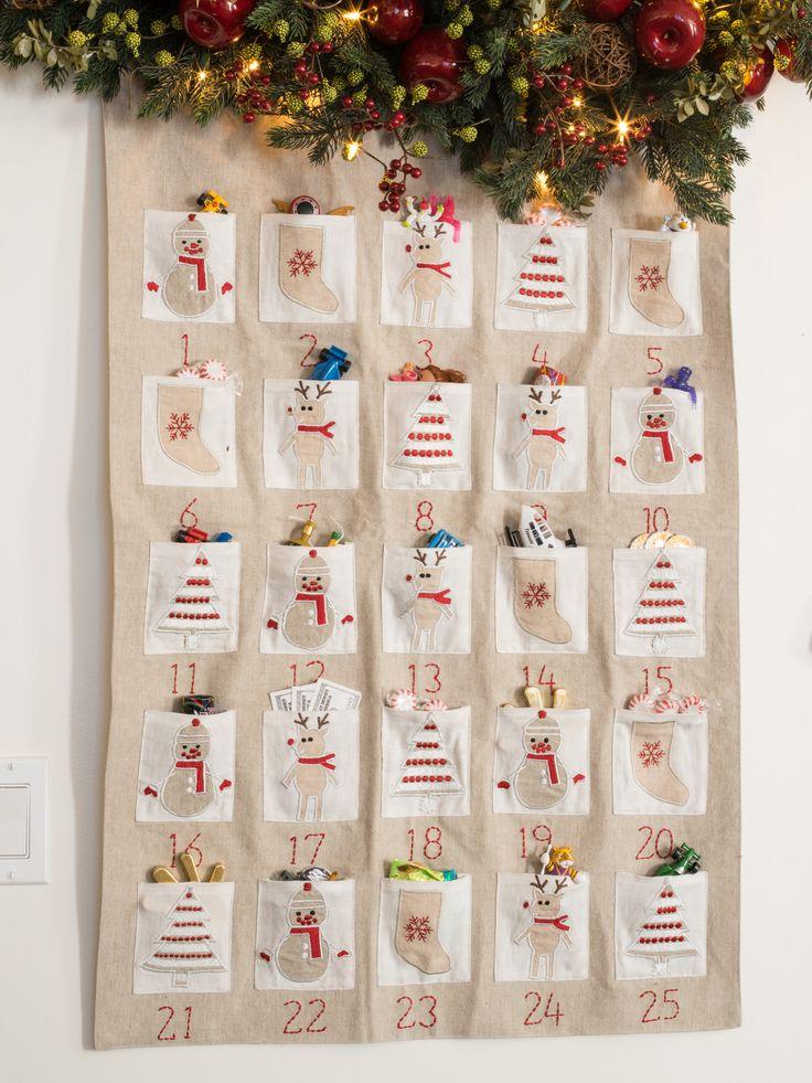 1000+ ideas about Fabric Advent Calendar on Pinterest | Advent ...