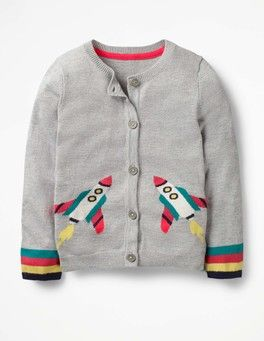 Space Cardigan Boden