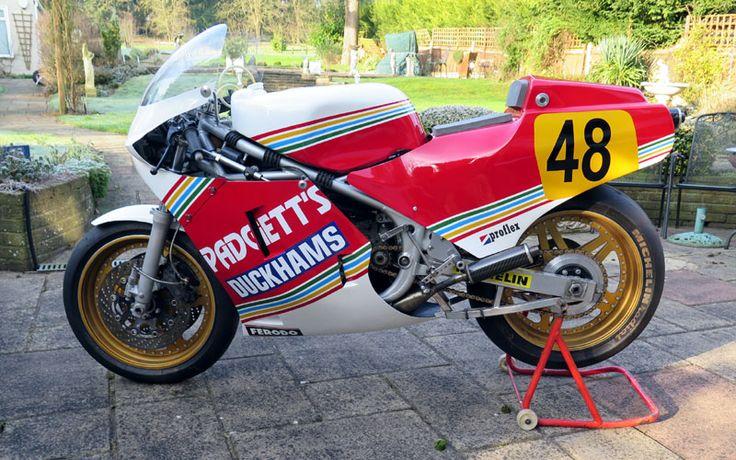 Padgetts 1988 Suzuki RG500 MK14 | Moto GP 500cc 2 Stroke Racing Bikes | Suzuki motorcycle ...