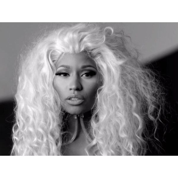 Video Premiere : Nicki Minaj Tries Couture For 'Freedom', Slays Your... via Polyvore