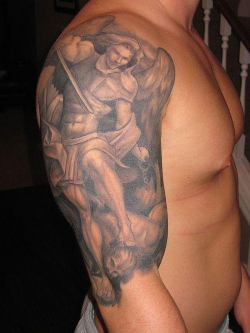 st michael archangel | St. Michael the Archangel – Tattoo ...