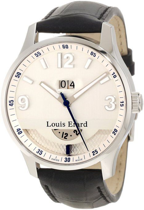 SPECIAL OFFER!  Louis Erard Men's 82224AA01.BDC51 You can save 77% ($2,610.01) on this beautiful watch! #louiserard #louiserardwatches