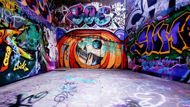 HD Wallpaper Creative Graffiti Artworks for 1920×1080 1080p