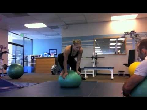 Ronda Rousey - stability training video #ArmbarNation See more at RondaRousey.net I will have to try this some day.