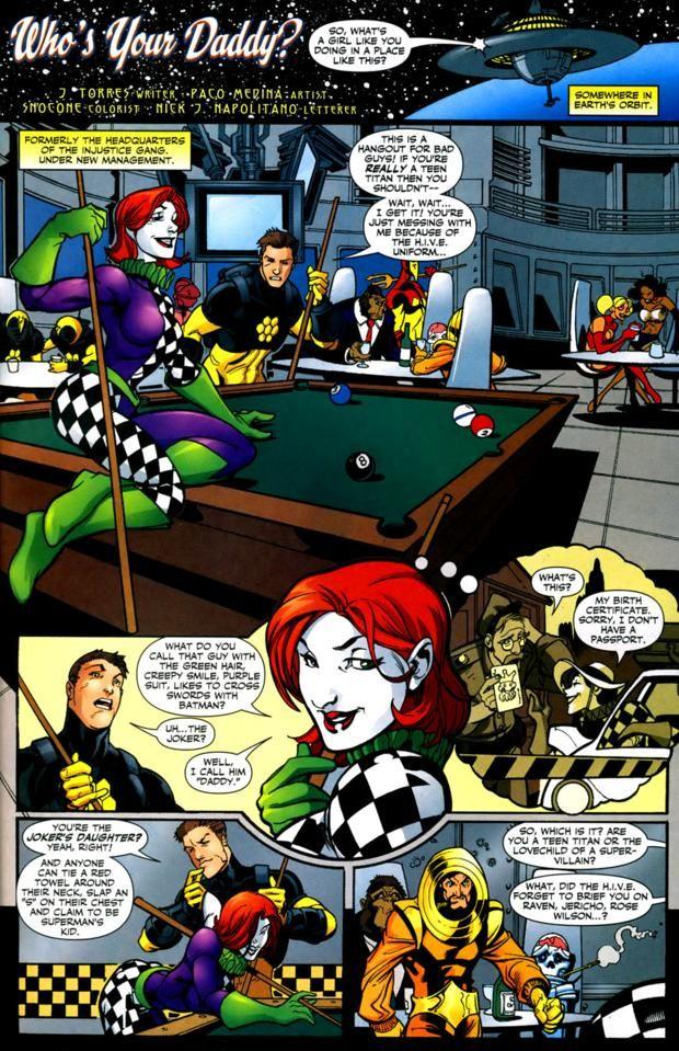 dc comics duela dent | Duela Dent Harlequin By duela dent still)