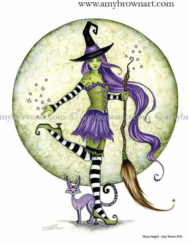 Amy Brown - Moon Magic