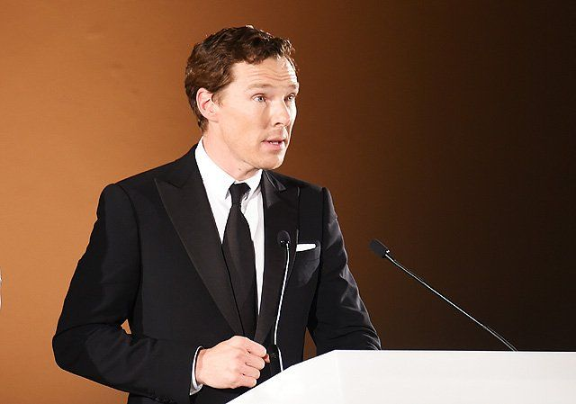 Benedict Cumberbatch to Star as The Man in the Rockefeller Suit