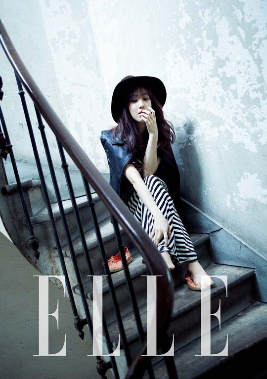 정려원 Elle Korea 13년 3월 (Jung Ryeo-Won Elle Korean March 2013)