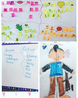 The Cool Teacher Diaries: Character Analysis for Kinder Boys