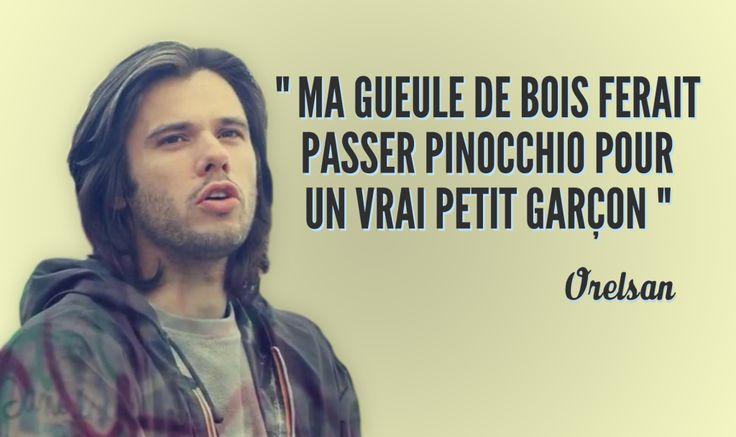 Top 20 des punchlines les plus fines d'Orelsan, le branleur magnifique du rap français