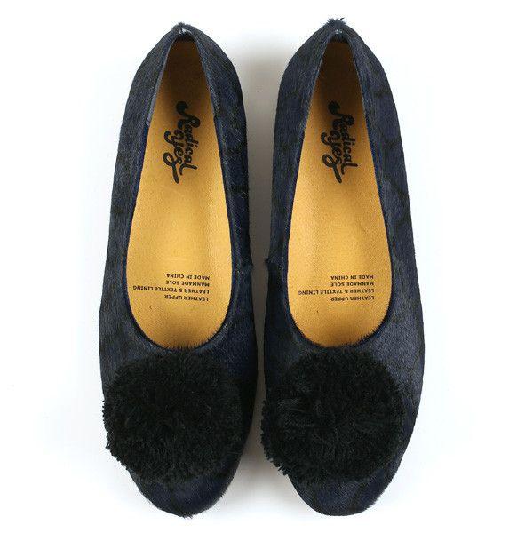 Radical Yes - Double Wonder Pom Pom Shoe
